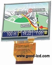 3.5inch digital TFT lcd touchscreen