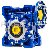 Transmission parts Aluminum alloy speed reducer NMRV 040 Worm gearbox for sale
