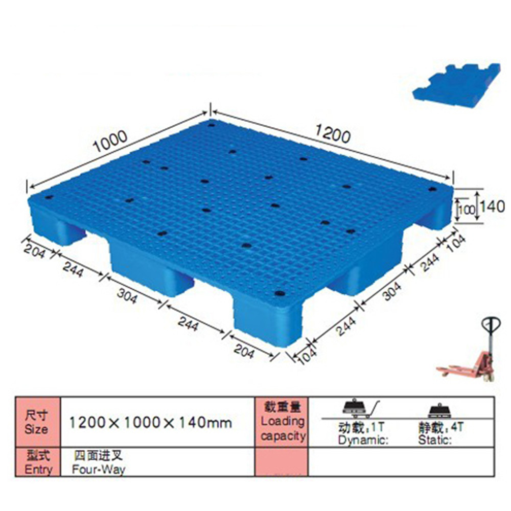 Hot Sell spill containment plastic pallet manufacturer