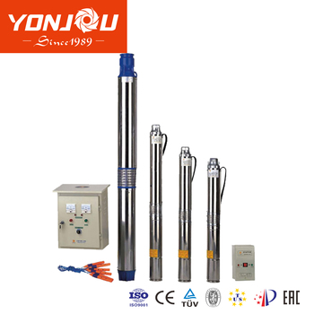 submersible water pumps for wells