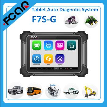 FCAR F7S G SCAN TOOL, 12V-24V Universal cars and trucks car diagnostic  scanner, View car diagnostic scanner, FCAR car diagnostic scanner Product