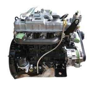 Water cooling 46KW 4 cylinder Isuzu 4JG2 forklift diesel engine