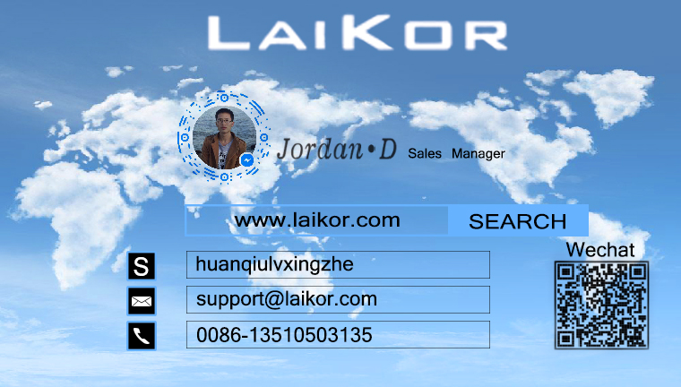 Laikor Sales Manager