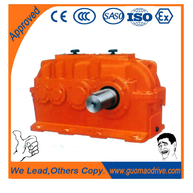 High strength compact dimension high precision 7 to 1 ratio gearbox