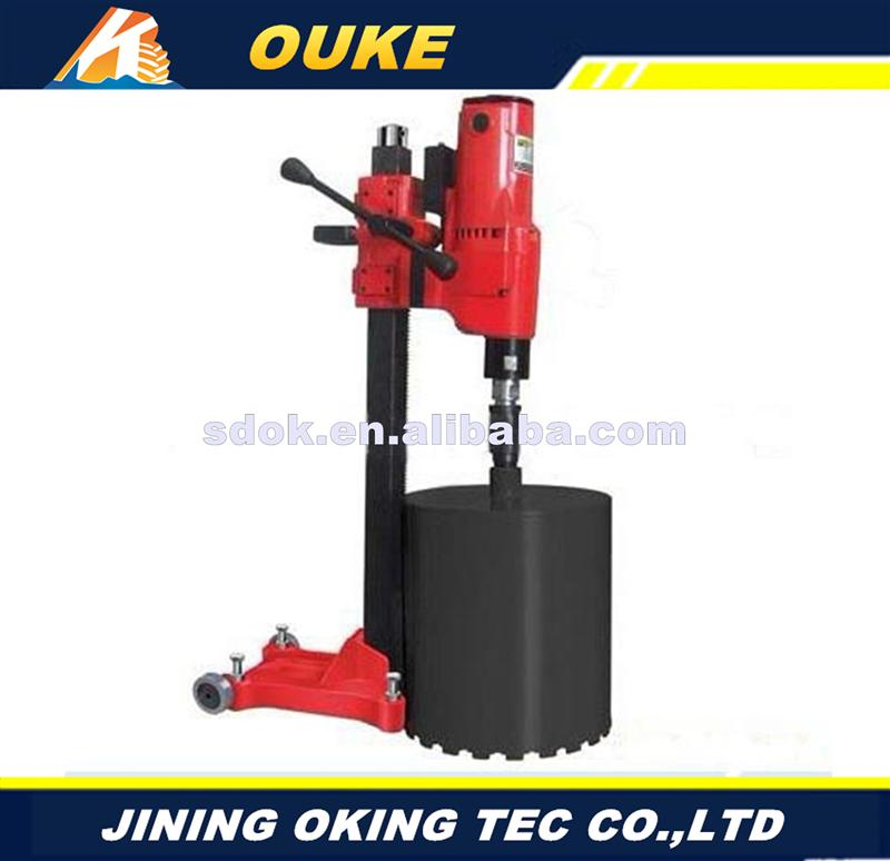 2015 Best selling Hiti Hydraulic Diesel,hydraulic core drilling machine with power tools,air compressor water well drill machine