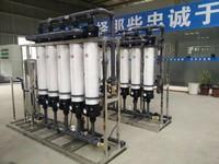 XIXI Hollow Fiber UF Membrane 4000 lph Ultra Filtration System Water Filter