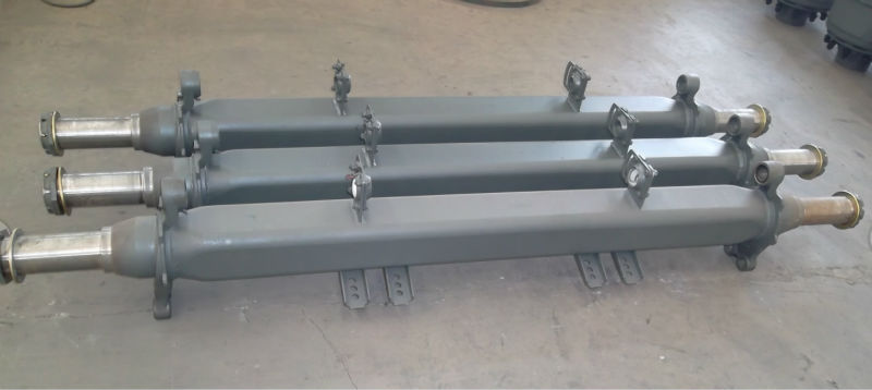 Trailer Axle Tube Rear Axle Shaft For Sale
