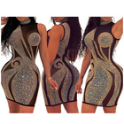 Summer wear nigh club bodycon dresses sexy evening dress women
