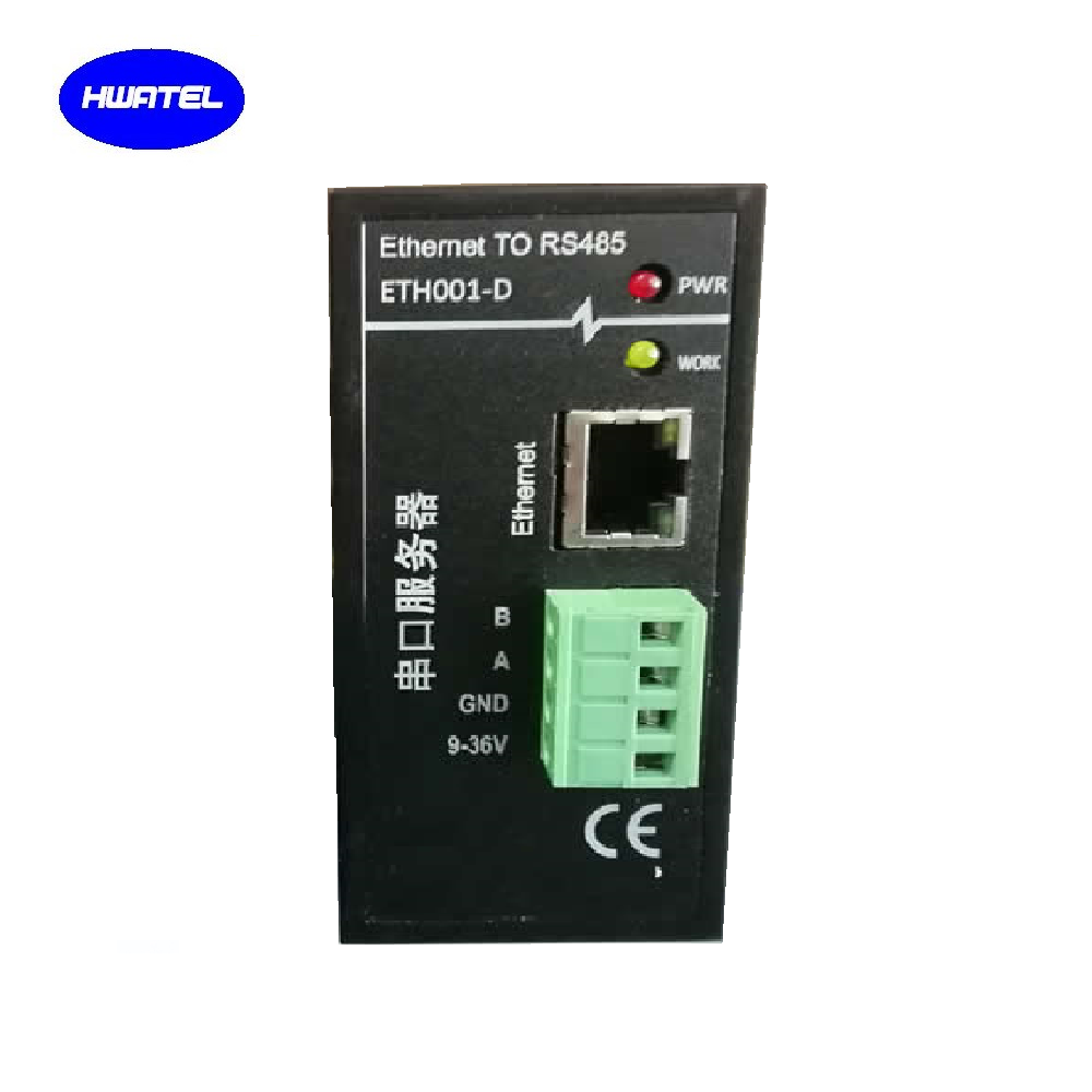 Industrial DIN RS-422 RS-485 RS-232 rs232 puerto serie servidor MOXA NPORT 5100