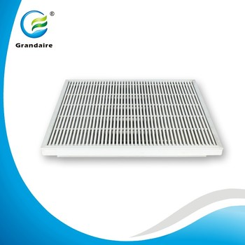Cheaper HVAC System Linear Floor Grilles Air Registers In Extruded Aluminum  Throughout