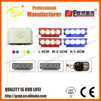 Super bright led grille lights for ambulance police fire trucks