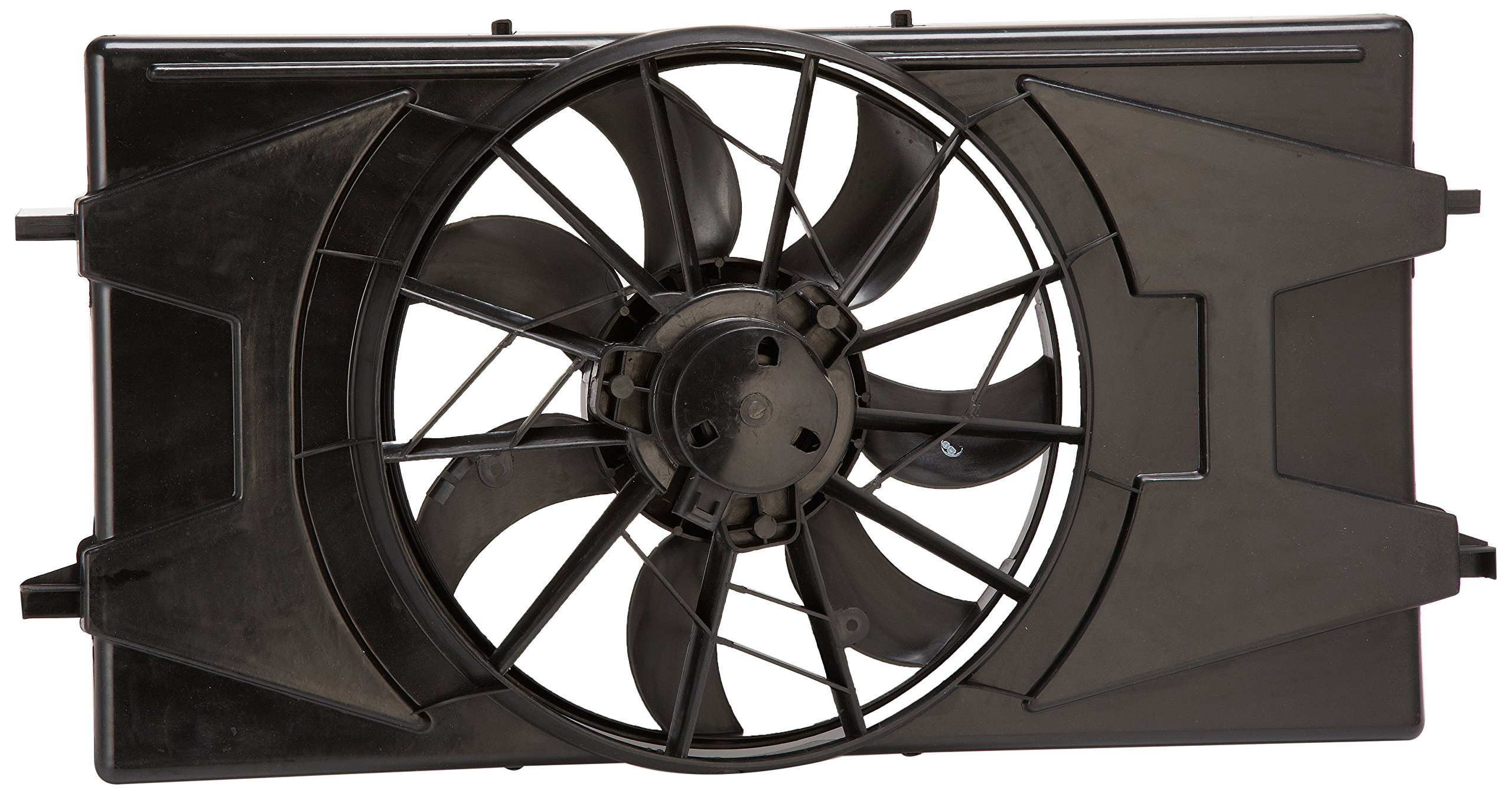 ACDelco 15-81620 Professional Engine Cooling Fan Assembly with Shroud