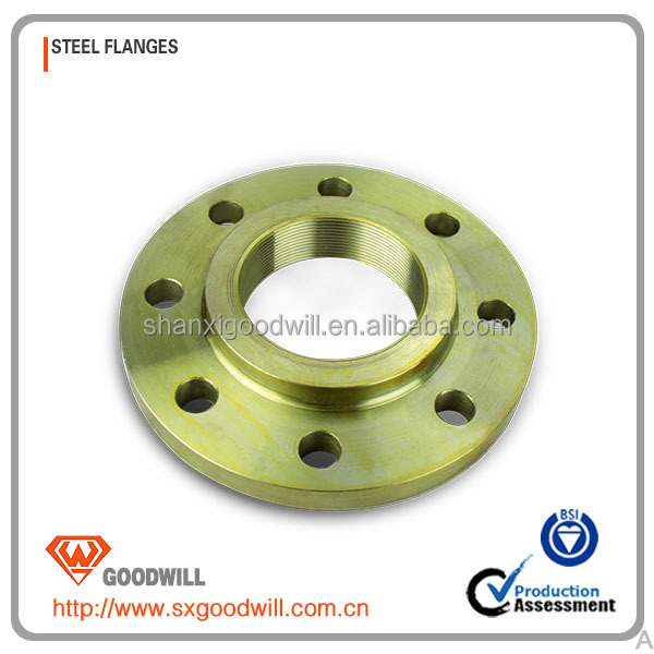 astm a182 f9 alloy steel high pressure flange