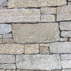Natural Exterior Wall Cement Stacked Stone Panels