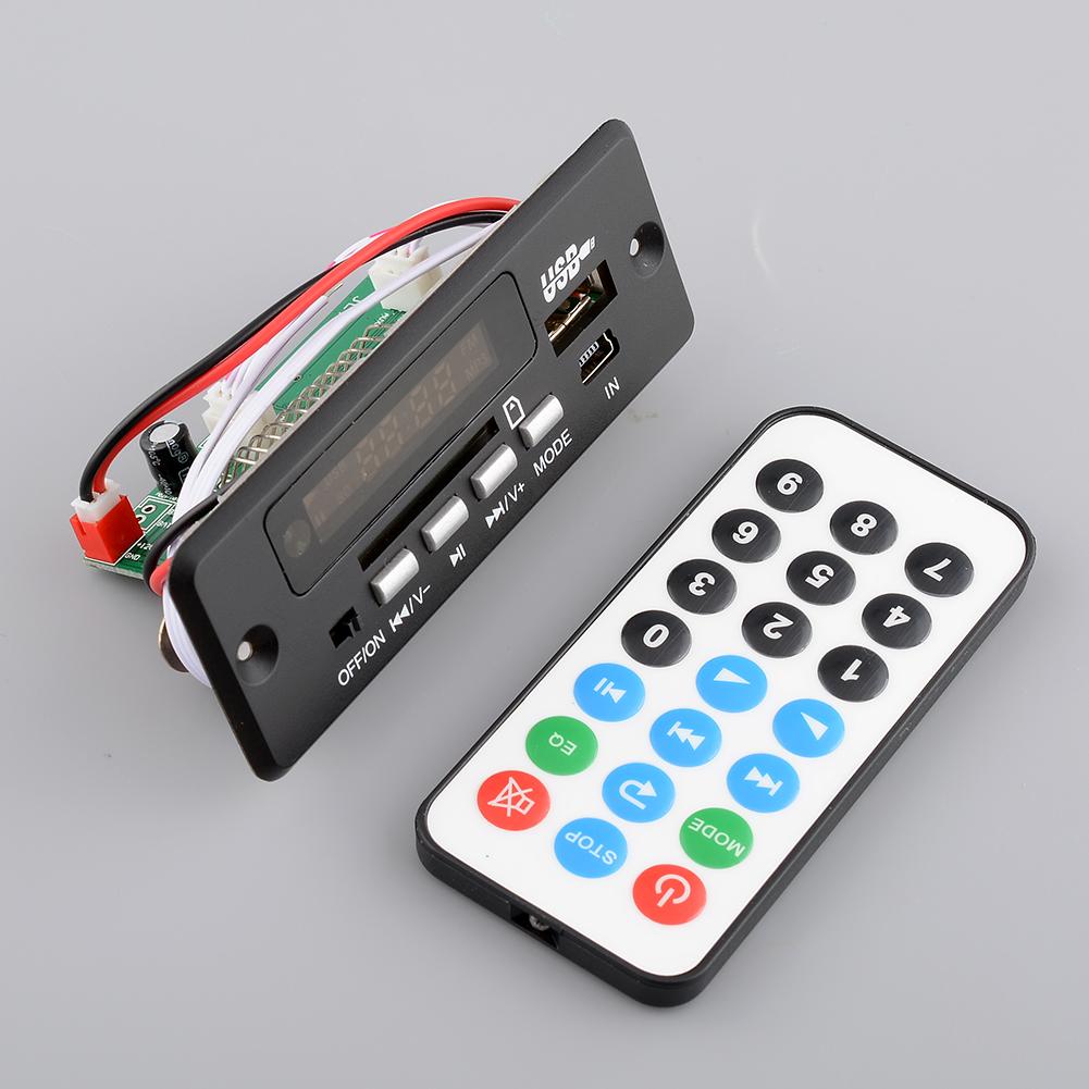 new useful mini remote control usb sd fm rs mmc mp3 audio. Black Bedroom Furniture Sets. Home Design Ideas