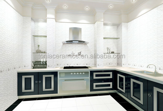 Foshan 300*600 Azulejos Del Baño Cocina Conjuntos Modelos Cerámica ...
