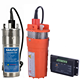 SAILFLO 24 volt 0.72 Cube 100M deep well diaphragm solar submersible water pump