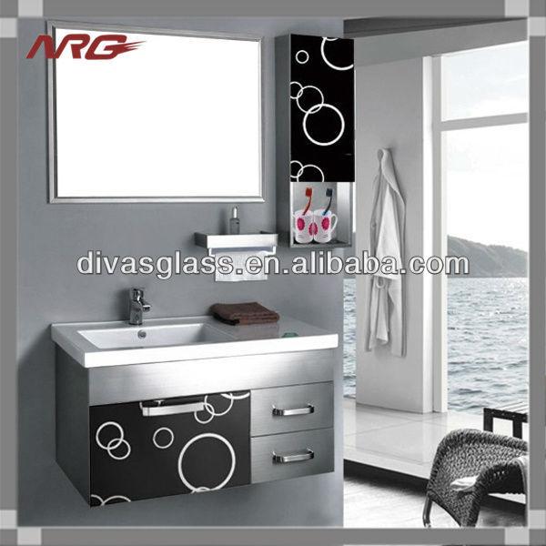 Beech Solid Wood Bathroom Cabinet, Beech Solid Wood Bathroom Cabinet ...