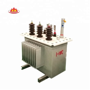 630 kVA Oil-immersed step down transformer