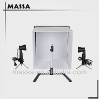 "Portable 60*60*60cm/24"" Photography equipment photo studio Soft Box lighting Kit"