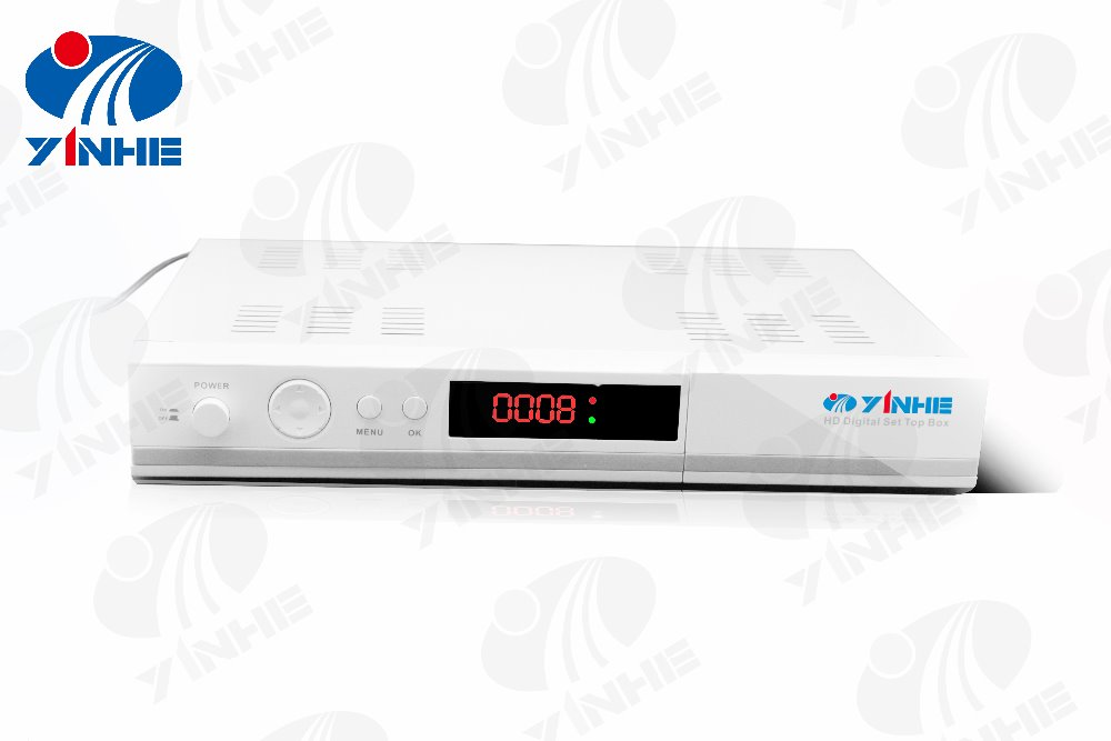 DVB-S2+IP+Enigama2 Global TV Decoder Europe QHDTV android satellite receiver
