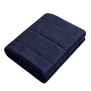 Popular soft gravity mink weighted blanket 48*72 inches 10 lbs