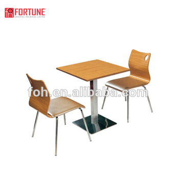 2 Seater Coffee Table And Chair Commercial Restaurant Furniture Foh Bc06