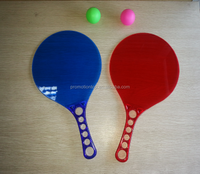 plastic Carbon paddle Beach Tennis Rackets/Beach Ball Racket Games