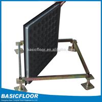 anti-static vinyl tile raised flooring price