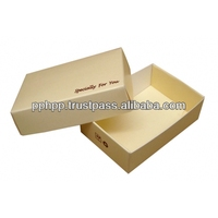 PAPER GIFT BOX (COVER & BODY) 3.75""