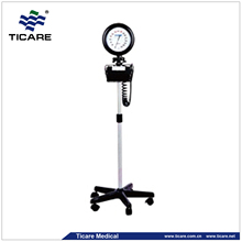 Hot Sale Square Gauge Aneroid Sphygmomanometer With Stand