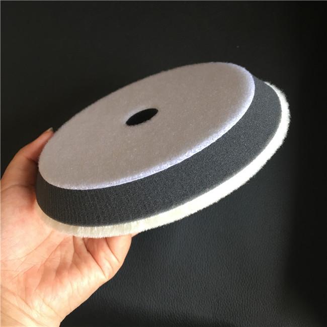 Steel wool buffing pads multi stapler