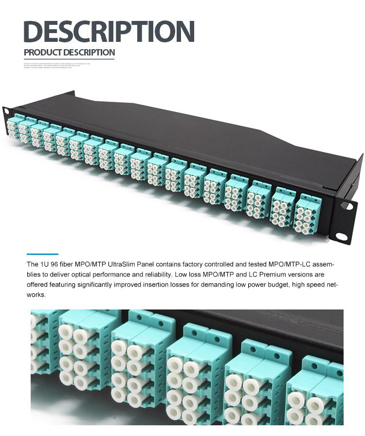 24 core Optic Fiber Box