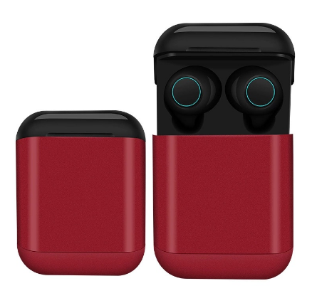 High Quality TWS 16 V4.2 Outdoor Sports Mini  In-Ear True Wireless Earbuds With Charging Box