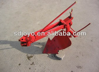 1L series single row light duty furrow plow in cultivators produce by shandong joyo factory in China