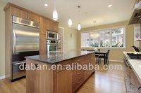 Popular wood modern kitchen cabinets online for sale