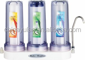 Negative With Alkaline Water Filter/RO Water Purifier