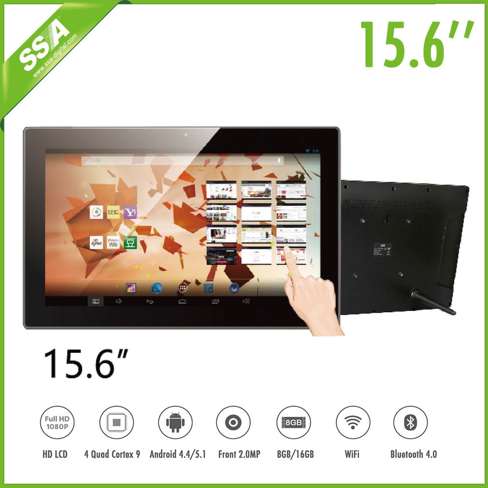 "14""/15.6""/18.5""/21.5""/24""/27""/32"" Inch RK3188 Quad Core HD Screen Android 4.4 Capacitive Touch Screen Tablet PC"