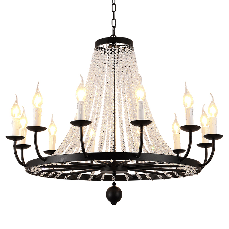 chandeliers pendant lights crystal made in china ETL86094