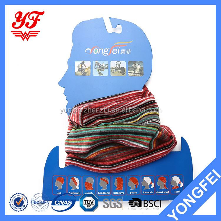 Newest selling simple design neckerchief for wholesale