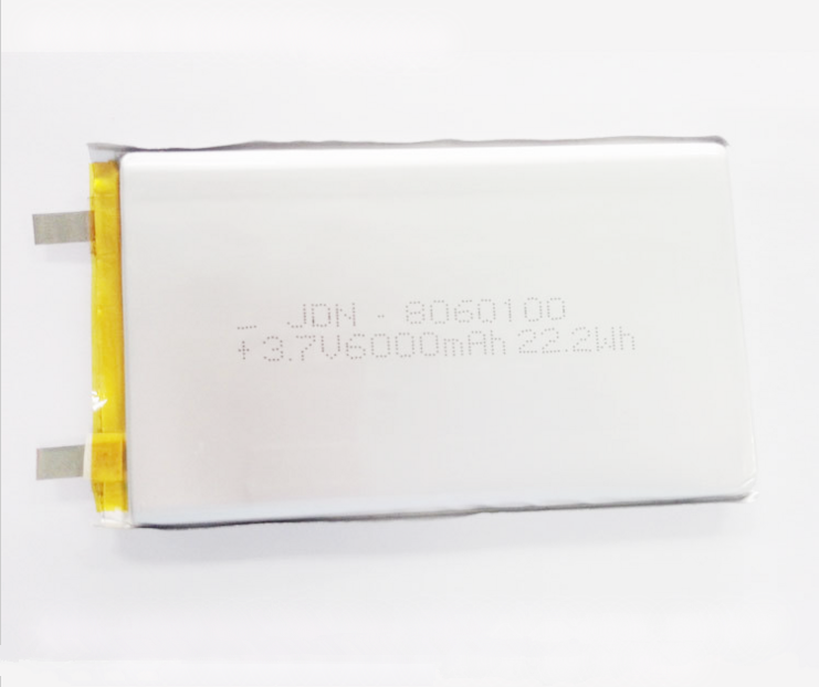 High Capacity Cheapest Lithium ion Polymer 3.7v 6000mAh Battery Cell for Power Bank