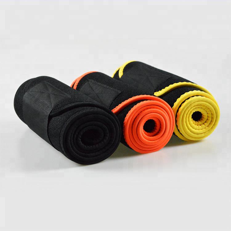 Custom waist trimmer belt or neoprene waist trimmer belt, Can be customized