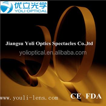 Aspheric Super Hydrophobic 1.56 Photochromic Glasses - Buy ...