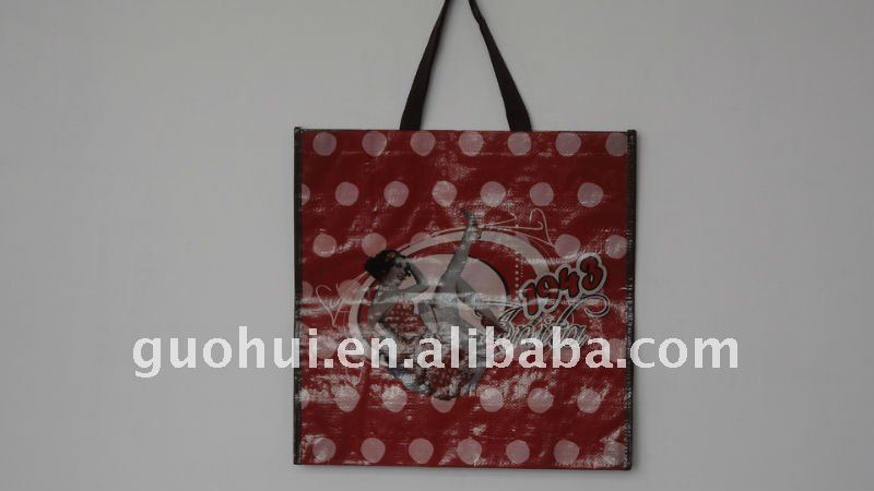Brand new laminated pp woven bag