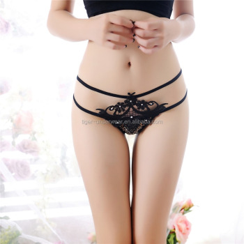 f8073e1b5 Girl Sexy Image Lace Ladies Diamond Leopard G String Panties - Buy G ...