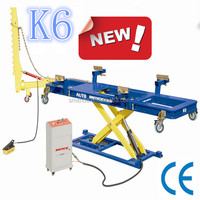 HOT!K6 Car body alignment tow dolly ,Auto body alignment machine for sale