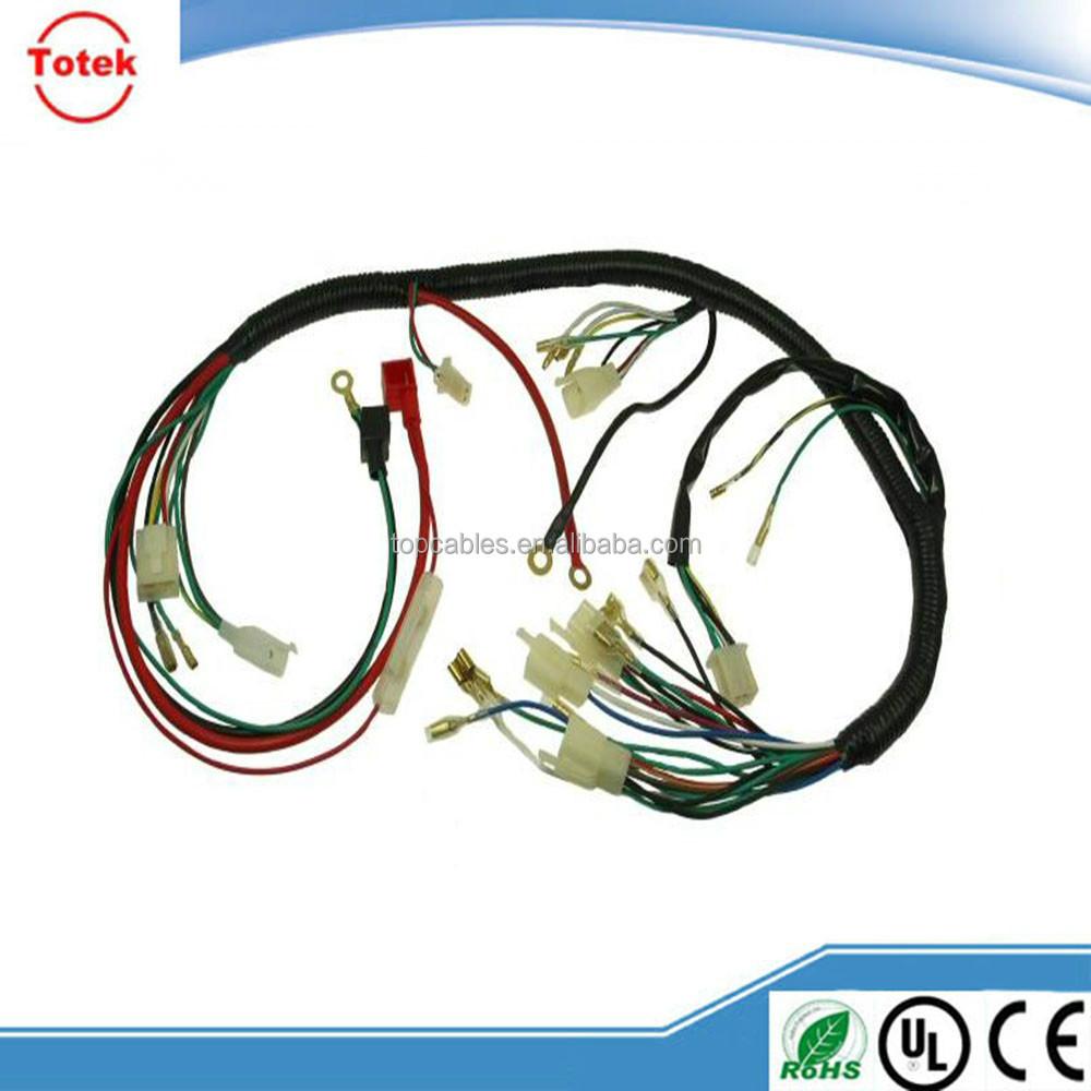 Finden Sie Hohe Qualität Automobil-kabelbaum Hersteller Hersteller ...