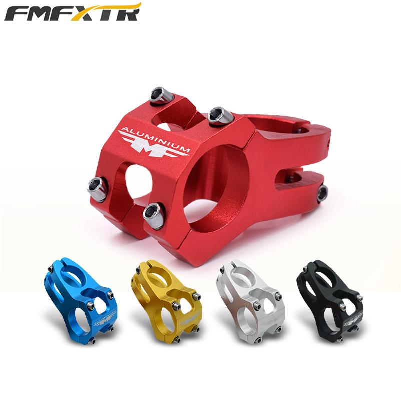 FMFXTR एमटीबी बाइक बर स्टेम साइकिल स्टेम साइकिल चालन साइकिल भागों सड़क बाइक बर स्टेम 31.8 एल्यूमीनियम मिश्र धातु