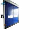 Automatic Rapid High Speed PVC Roller Shutter Fast Rolling Door