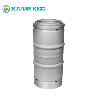 US standard low prices AISI 304 stainless steel 1/4 bbl empty beer keg